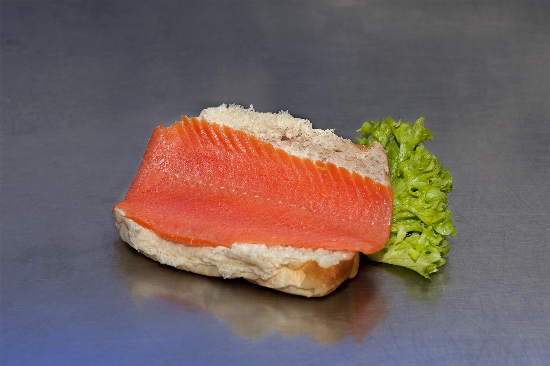 Broodjes vis